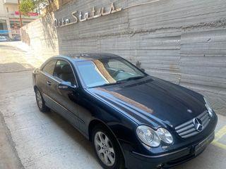Mercedes-Benz CLK 200 '04 ELEGANCE ΟΡΟΦΗ ΔΕΡΜΑ