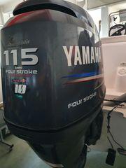 Yamaha '08 F115