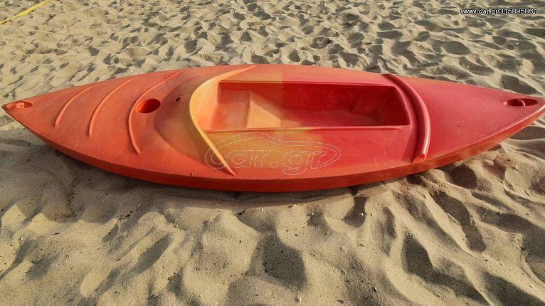 Θαλάσσια Σπόρ kano-kayak '12