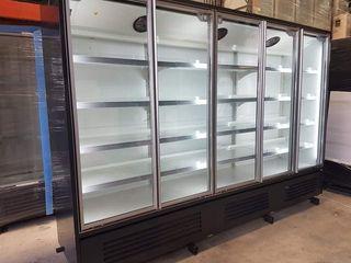 Ψυγείο βιτρίνα self service ΕΤΟΙΜΟΠΑΡΑΔΟΤΟ