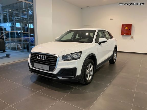 Audi Q2 '18 1.6 TDI Connectivity Package