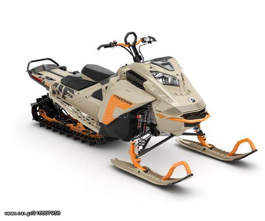 Ski-Doo '22 FREERIDE 146 850 E-TEC