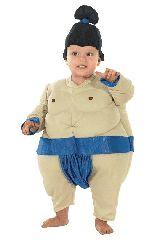 Αποκριάτικη στολή bebe Sumo