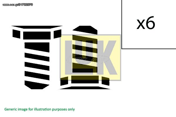 Σετ βιδών, σφόνδυλος LUK 411013210