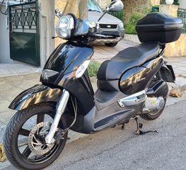 Aprilia Scarabeo 300S '10