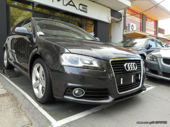 Audi A3 '11 S LINE/ΧΕNON-LED