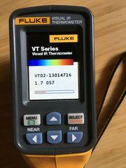 Fluke VT02 Οπτικό IR Θερμόμετρο/Θερμοκάμερα