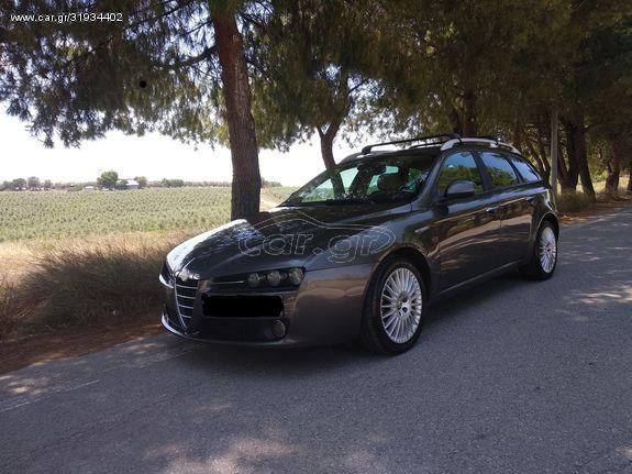 Alfa Romeo Alfa 159 '06 Jtdm 1.9 150hp