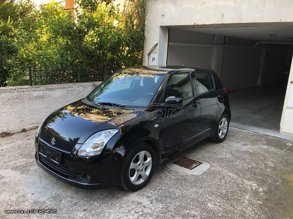 Suzuki Swift '06 1.3 GL A/C