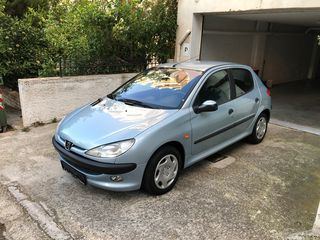 Peugeot 206 '01 1,4