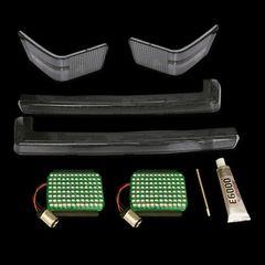 ΠΡΟΣΦΟΡΑ ΑΠΟ 501€ !!! Smoked LED Ultra Tour-Pak® Light Kit