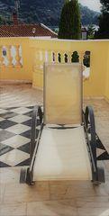 Μεταλλικές Ξαπλώστρες Iταλικής κατασκευής