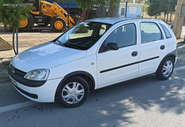 Opel Corsa '02 ΠΡΟΣΦΟΡΑ 1000cc!!!