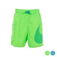Παιδικό Μαγιό Nike 4 Volley Short Γκρι Nike