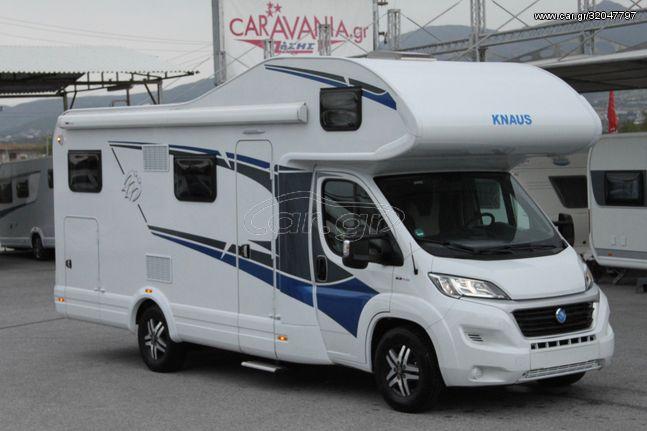 Knaus '20 live traveller 650DG