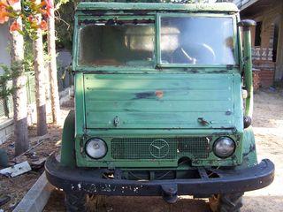 Unimog '59 411 Cabrio