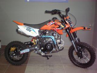 Χ-Μotors '21 110cc 4T ΜΙΖΑ