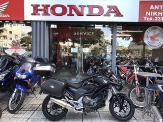 Honda NC 750 '15 1 χρονο εγγυηση!ΑΤΟΚΕΣ ΔΟΣΕΙΣ!
