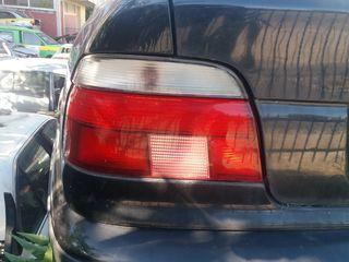 ΠΙΣΩ ΦΑΝΑΡΙΑ BMW E39 ΑΣΠΡΟ-ΚΟΚΚΙΝΟ