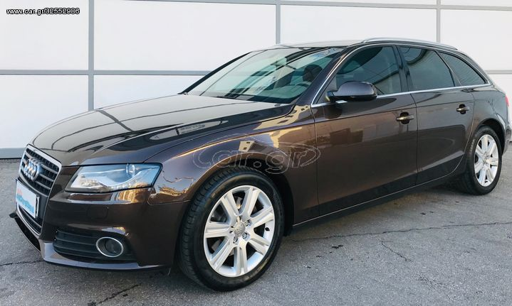 Audi A4 '11 2.0 TDI S-TRONIC