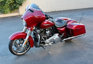 Harley Davidson Street Glide '18