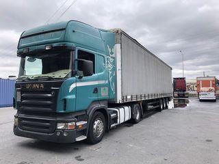 Scania '05 R500 Euro 3+ schmitz