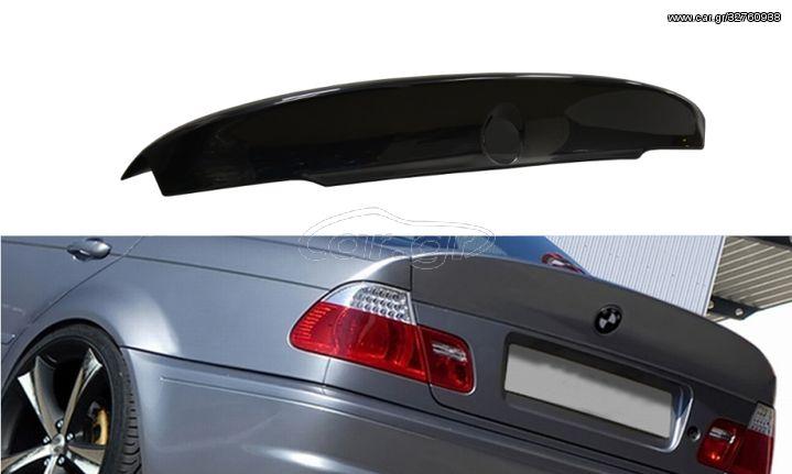 Αεροτομή Csl Style Για BMW Σειράς 3 E46 Sedan 1998-2006 ABS Πλαστική (CAR21524)