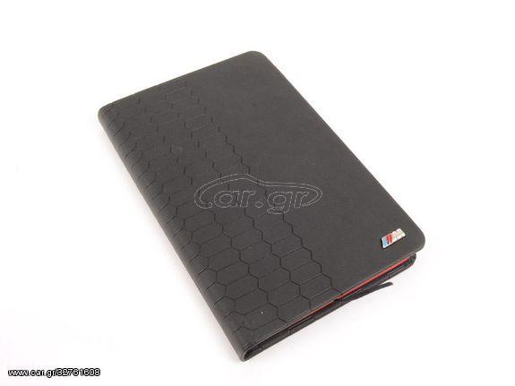 Σημειωματάριο Notepad Οriginal ΒΜW /// Μ Μαύρο 14,5cm X 9,5cm 80242410925 (CAR22498)