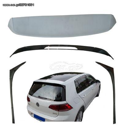 Αεροτομή Οροφής 4 Κομμάτια Για Volkswagen Golf 7 2012-2017 Gti Look (CAR23036)