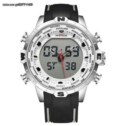 Ανδρικό Ρολόι WD10662 WEIDE