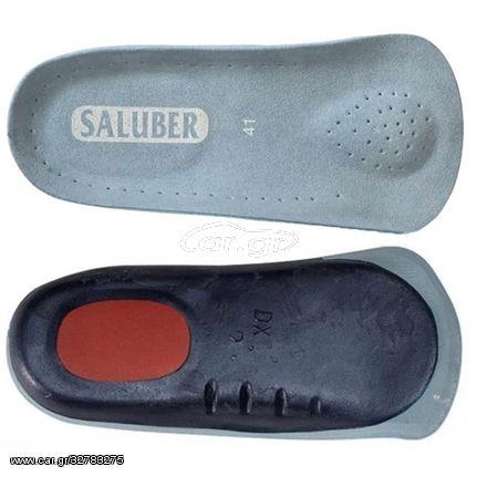 Saluber Πάτοι Salulber 3/4 από Alcantara® με τεχνολογία Poron®