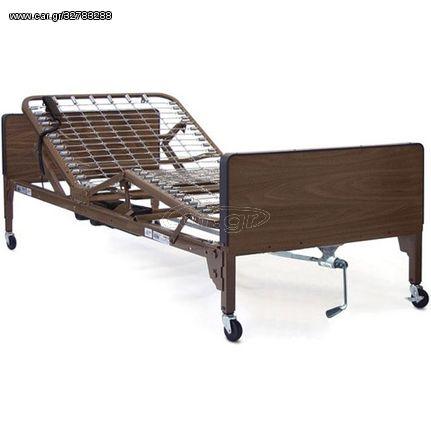 Mobiakcare Ημι-ηλεκτρικό νοσοκομειακό κρεβάτι