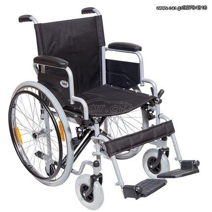 "Mobiakcare Αναπηρικό αμαξίδιο ""Gemini Adapt"" | Πλάτος καθίσματος 46 cm"