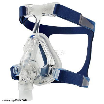 Sefam Στοματορινική μάσκα σιλικόνης Sefam Breeze+ για CPAP - BiPAP | Medium