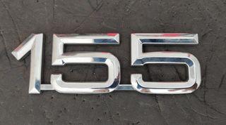 Γραμματοσειρά Alfa Romeo 155 Σήμα