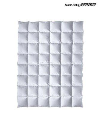 Πάπλωμα πουπουλένιο Eleganz 170gr/m² 100/0 - 220x240