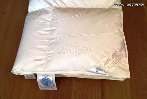 Πάπλωμα πουπουλένιο Exquist 170gr/m² 90/10 - 240x260