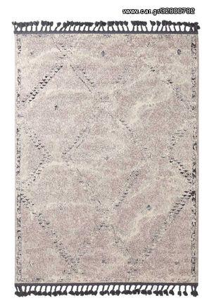 Χαλι Boho 6859A Beige – Gray - 200x290