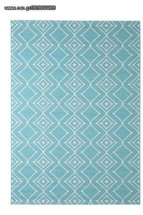 Ψαθα Flox 47 L.Blue - 160x235