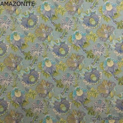 Κουρτίνα-Υφ.επίπλωσης LE JARDIN - AMAZONITE