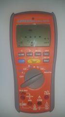 Πολύμετρο ελέγχου Μόνωσης APPA 607 /  Ιnsulation Τester/Multimeter