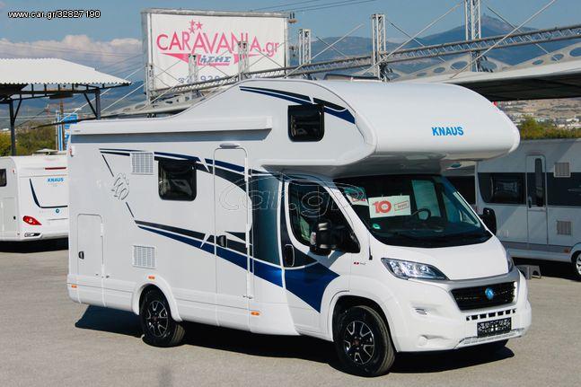 Knaus '20 Live traveller 600DKG