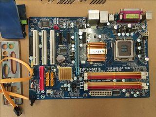 Gigabyte GA-EP31-DS3L socket 775