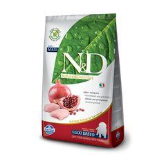 N&D; Chicken & Pomegranate Puppy Maxi 2.5 Kg