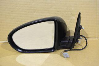 Nissan Qashqai 2007-2013 Καθρέφτης αριστερός ηλεκτρ.βαφομ.ηλεκτρ.ανακλ.(7 καλώδια).