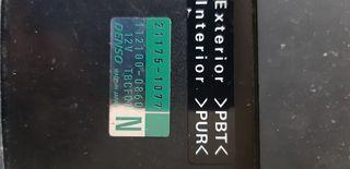 ZX12R ECU 2001