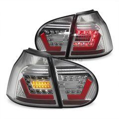 Πίσω φανάρια led για VW Golf 5 - lightbar design chrome