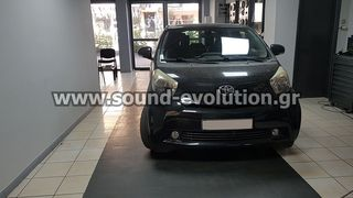 TOYOTA IQ OEM TOYOTA ALL LM DIGITAL Χ071 & CAMERA ME 2 ΧΡΟΝΙΑ ΓΡΑΠΤΗ ΕΓΓΥΗΣΗ www.sound-evolutiongr