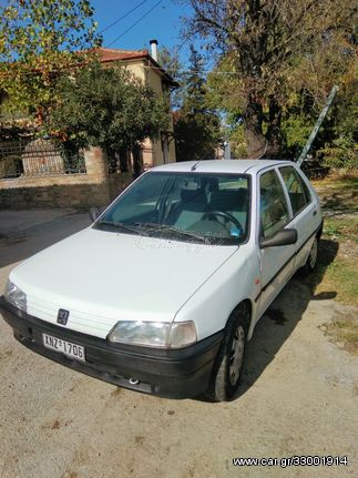 Peugeot 106 '96 XR 1400CC