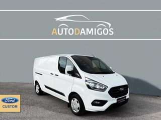 Ford '18 Transit Custom 2.0TDCI T320 L2H1 130PS